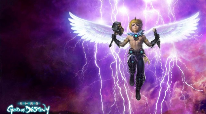 God of Destiny – New Free-To-Play MOBA Title – Second Closed Beta Launches In Taiwan