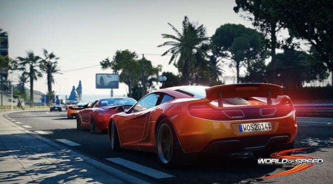 World of Speed – New Stunning Screenshots Show Sunny Azure Coast Track