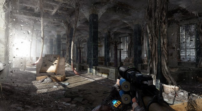 Metro Redux – First Update Adds Volumetric Lights Exclusively To The PC Version