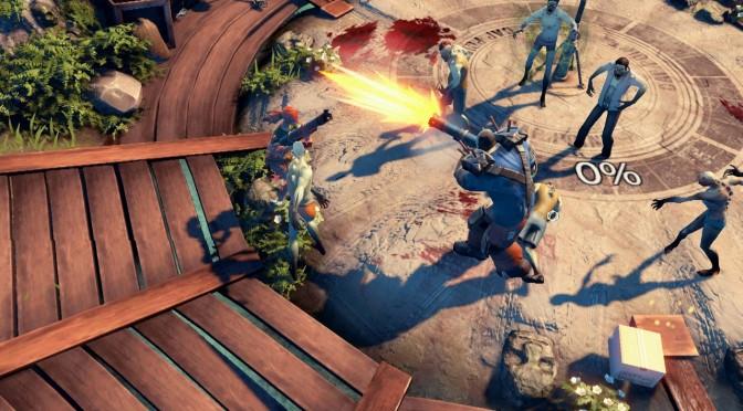 Dead Island: Epidemic Is Now In Open Beta