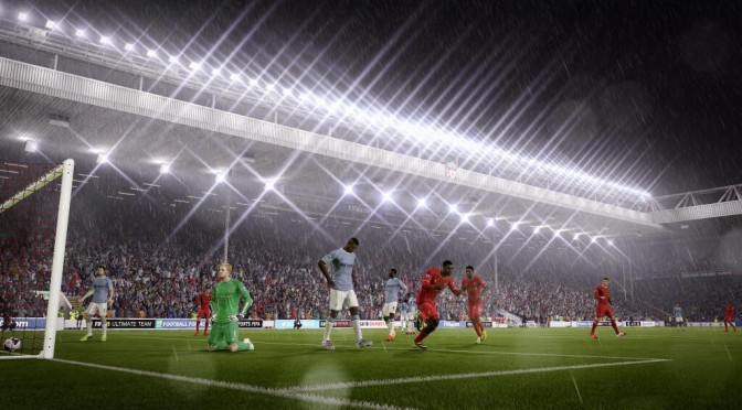 FIFA 15 Gameplay Features – Agility and Control