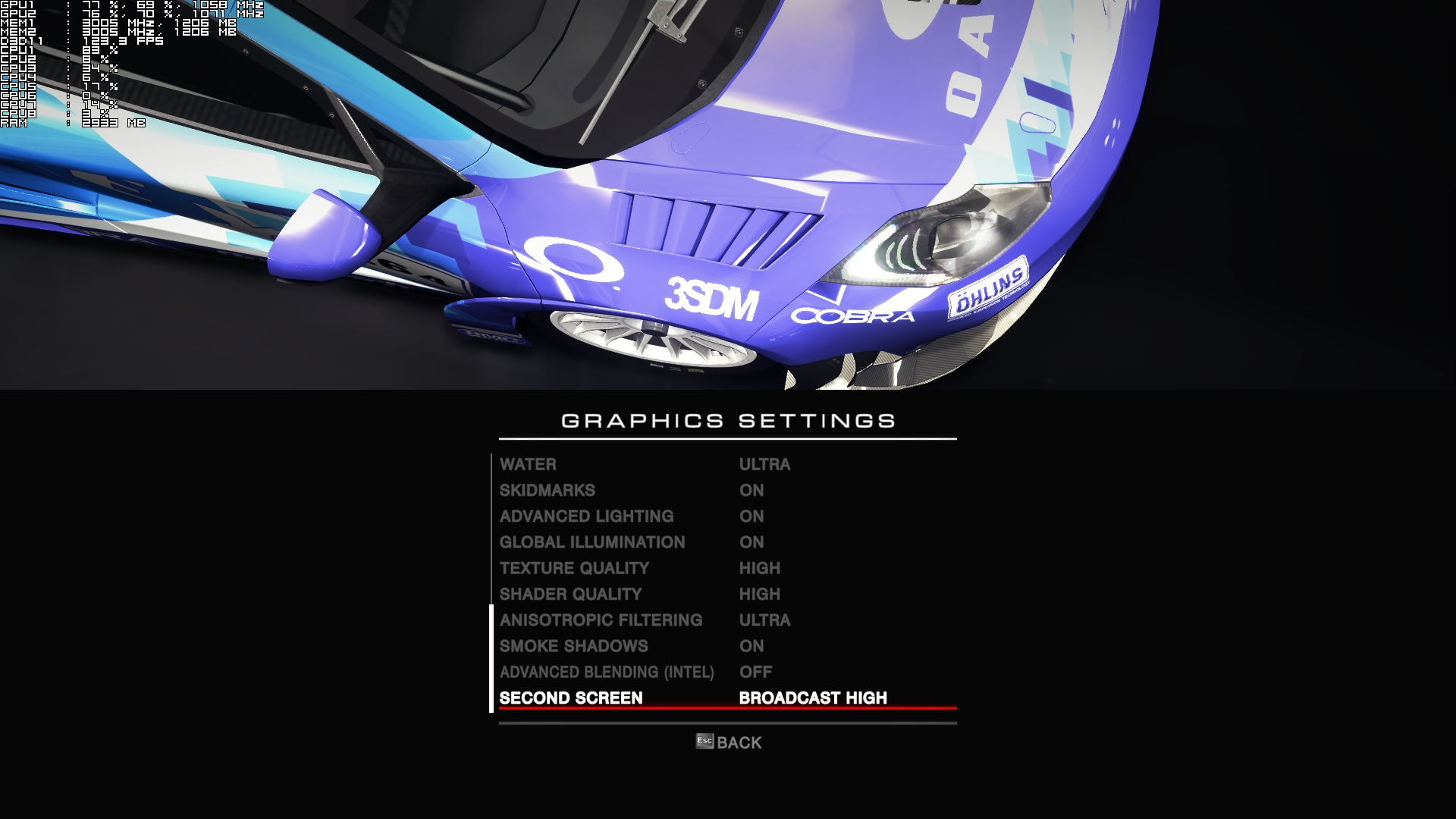 GRID: Autosport - PC Performance Analysis - DSOGaming