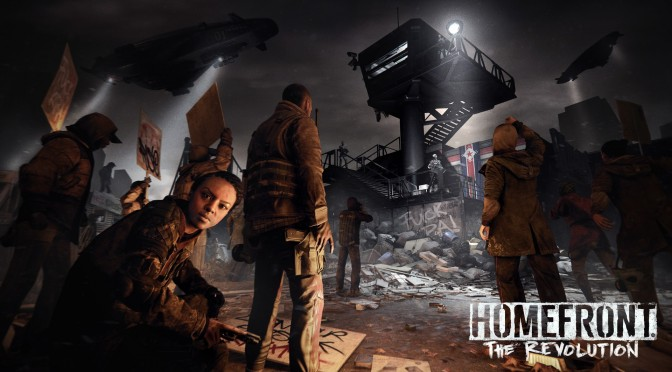 Homefront: The Revolution Officially Announced – Described As 'Far Cry Meets Red Dawn'