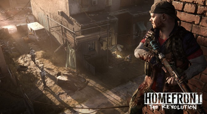 Report: Homefront: The Revolution Game Director Resigns