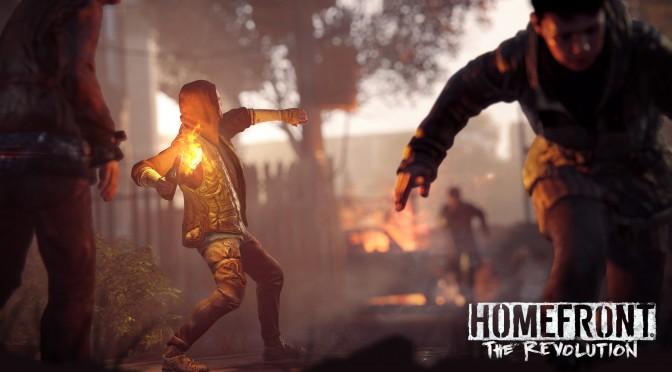 Homefront: The Revolution – 'Guerrilla Warfare 101' Trailer