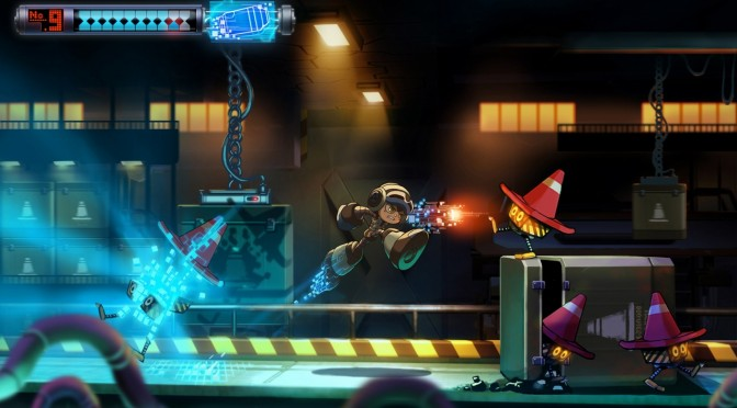 Mighty No. 9 gets new trailer