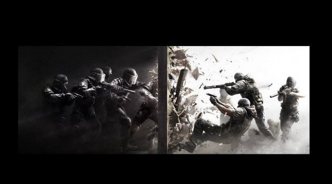 Rainbow Six Siege Announced – First Official Details + E3 2014 Gameplay World Premiere Trailer