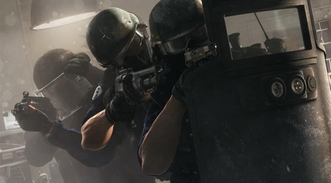 New E3 2014 Off-Screen Footage From Rainbow Six: Siege Revealed