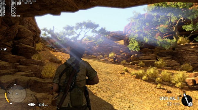 Sniper Elite 3 – New Update Adds Mantle Support, Benchmark Graphs Show Performance Differences