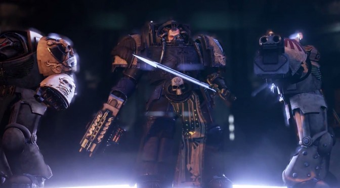 Unreal Engine 4-powered Space Hulk: Deathwing Gets New Trailer