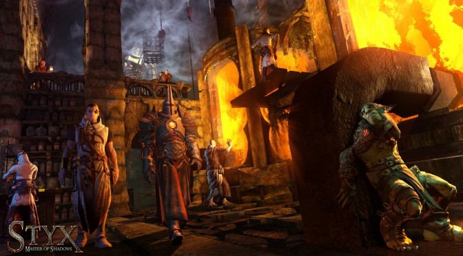 Styx: Master of Shadows Gets Yet Another Trailer