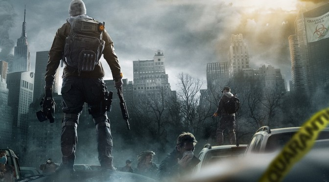 Tom Clancy's The Division Won't Be Plagued by Microtransactions