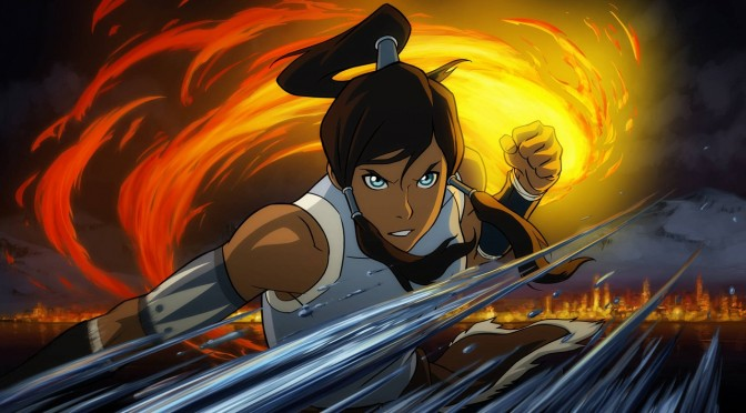 The Legend of Korra Is Now Available