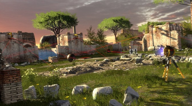 """Croteam's Puzzler """"The Talos Principle"""" Releases On December 11th"""