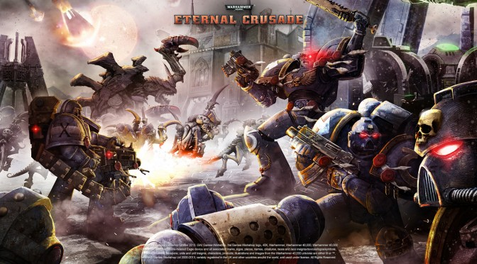 Warhammer 40K: Eternal Crusade gets a free to play version, available now