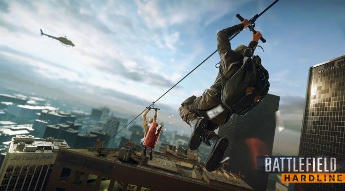 Battlefield: Hardline – Ultra versus Low Comparison Screenshots