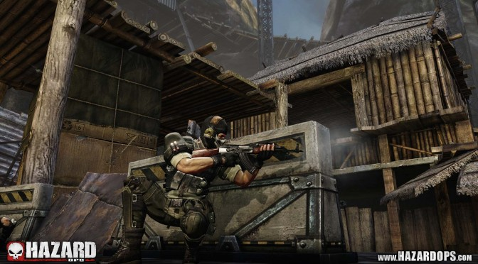 Hazard Ops – Third-person Online Action Shooter – Open Beta Phase Launched