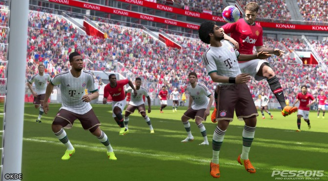Pro Evolution Soccer 2015 – First Official Details, Will Feature Micro-Transactions