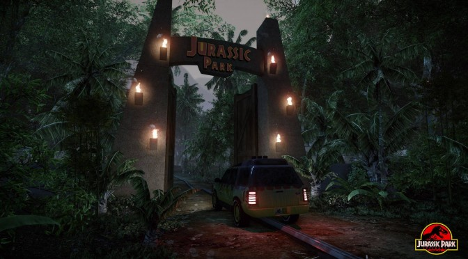 Jurassic Park: Aftermath – New Amazing Screenshots Released