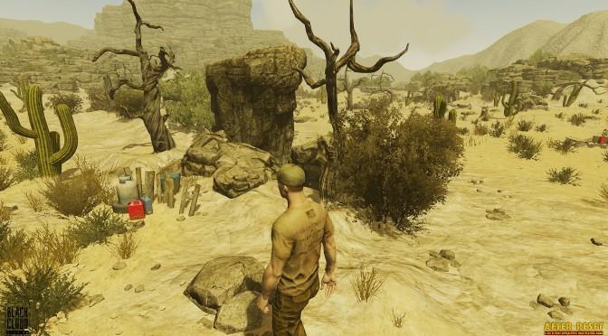 After Reset RPG – Inspired By Fallout, Baldur's Gate & Planescape: Torment – Gets New Kickstarter