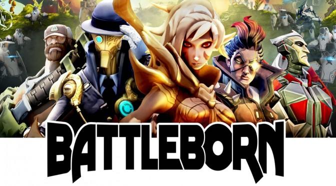Battleborn – Winter update is now live, unlocks all 25 core characters
