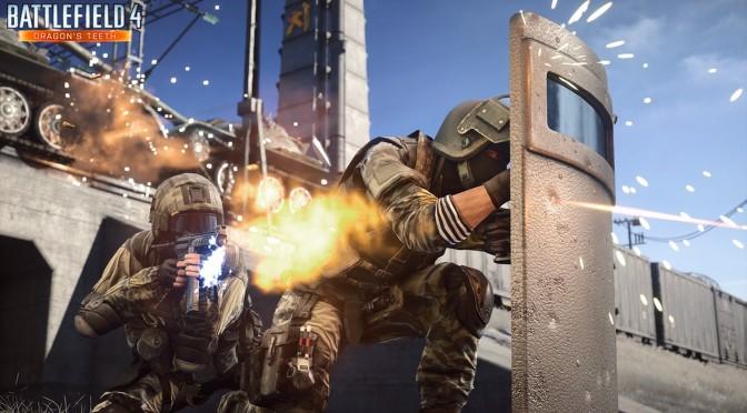 Battlefield 4 – Official Dragon's Teeth DLC Trailer