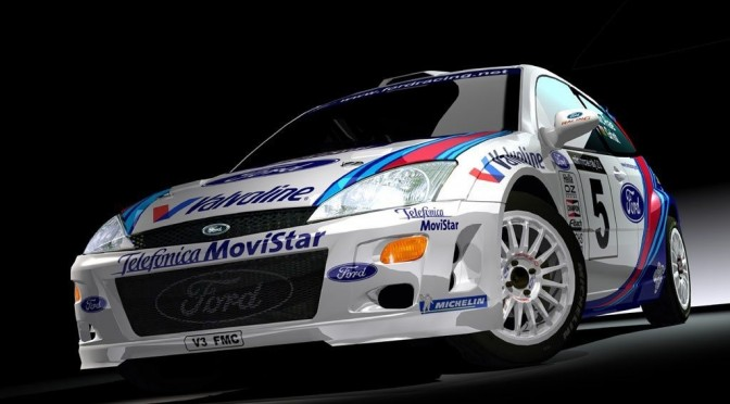 Colin McRae Rally Remake Now Available On Steam