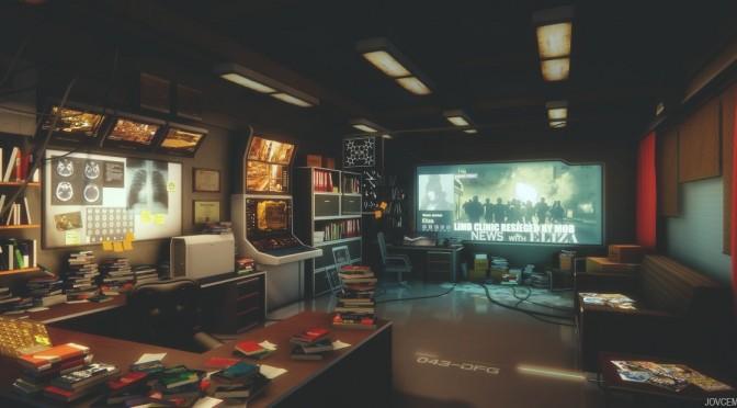 Deus Ex: Human Revolution Environment Recreated In CRYENGINE
