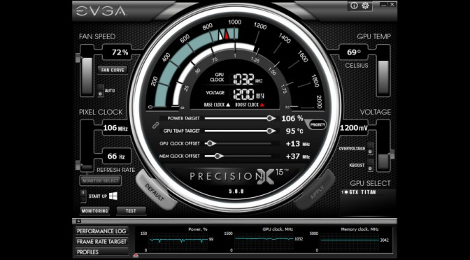 EVGA Releases Precision X 15 – Video-game Monitor & Overclocking Program – Accused Of Stealing Code