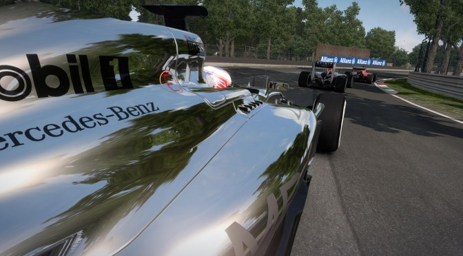 F1 2014 – New Trailer Focuses On The Game's Features