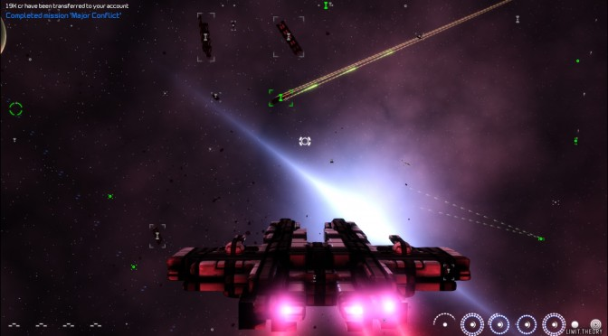 Limit Theory – SP Procedural Space Simulation Game – Gets New Development Update