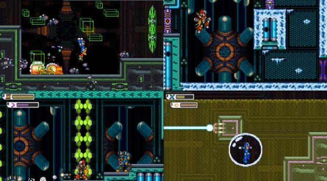 MegaMan X: Corrupted – Vulpex Laboratory Demo