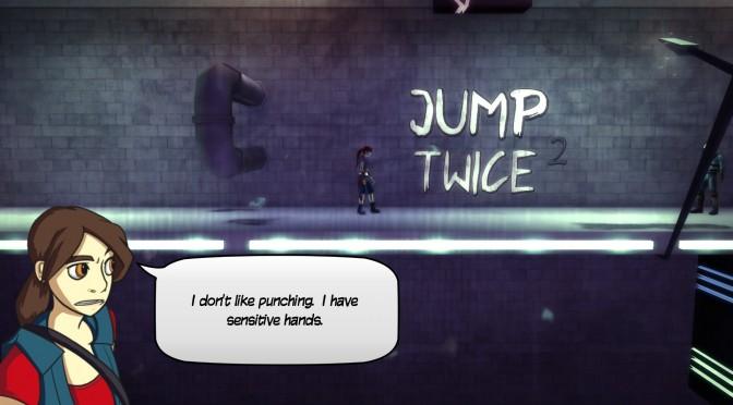 Ninja Pizza Girl – Mirror's Edge Meets Sonic – PC Demo Now Available
