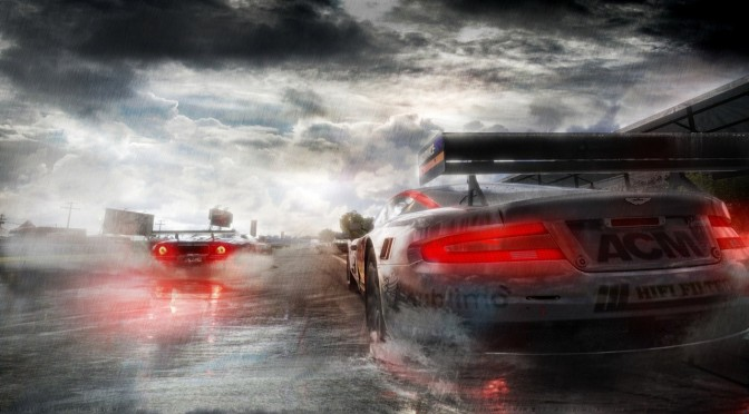Project CARS versus Driveclub – Heavy Rain / Weather Effects Comparison