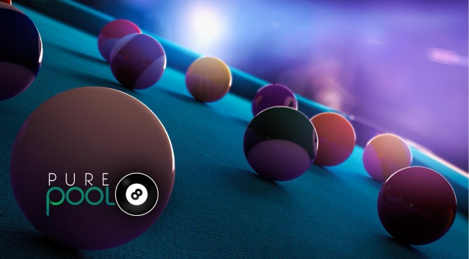 Pure Pool – New Update Adds New Game Mode & New Difficulty, Brings AI Improvements