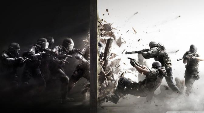 Tom Clancy's Rainbow Six: Siege Has Gone Gold