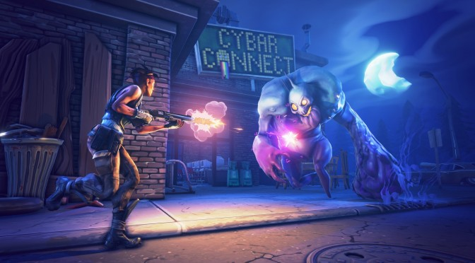 Epic's Fortnite Gets New Screenshots & Gameplay Trailer