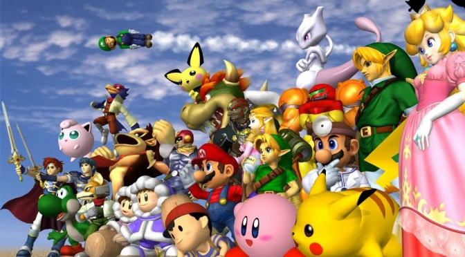 Super Smash Bros Gets Amazing Fan-Made CG/Real-Life Trailer