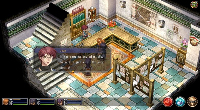 The Legend of Heroes: Trails in the Sky – Classic Turn-Based JRPG – Now Available On Steam