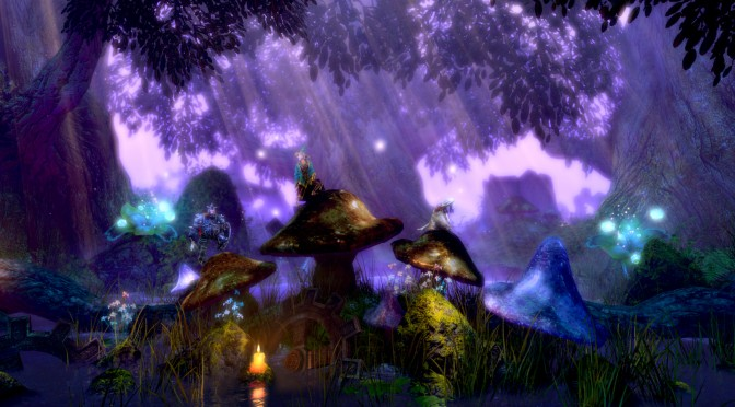 Trine: Enchanted Edition – Trine Remake Using Trine 2 Engine – Now Available On PC