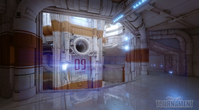 Unreal Tournament – New Dev Video Shows Team Deathmatch, Deck17 WIP Map Spotted