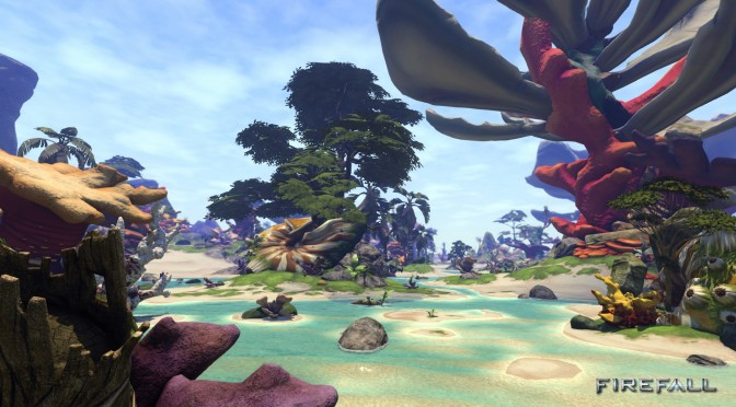 Red 5's Open-World Free-To-Play MMO Shooter, Firefall, Gets Two New Trailers