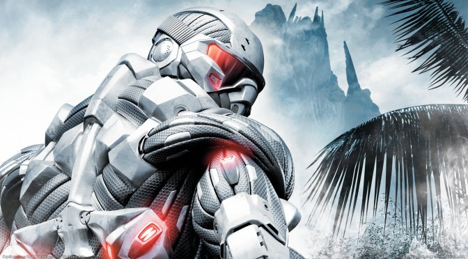 Crysis Enhanced Edition is a new graphics overhaul mod for the original Crysis game