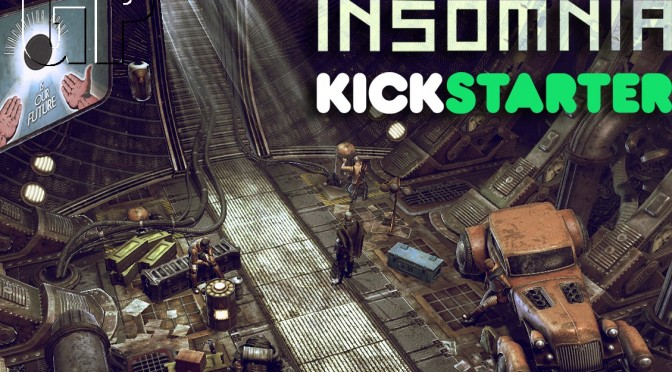 InSomnia – Atmospheric Single-Player/Co-Op Sci-Fi RPG – Gets Playable Tech Demo