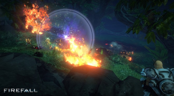 Red 5's Free-To-Play MMO Shooter, Firefall, Is Now Available