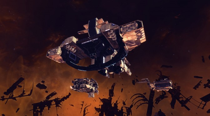Ancient Space Available For Pre-Order, Gets First Gameplay Trailer