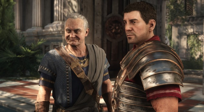 RYSE: Son of Rome is now available for free on GameSessions for the next 30 days