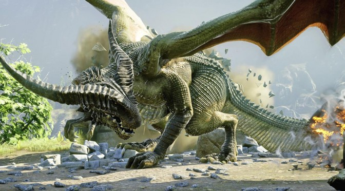 Dragon Age: Inquisition – Here Is Your First Look At The Game's PC User Interface