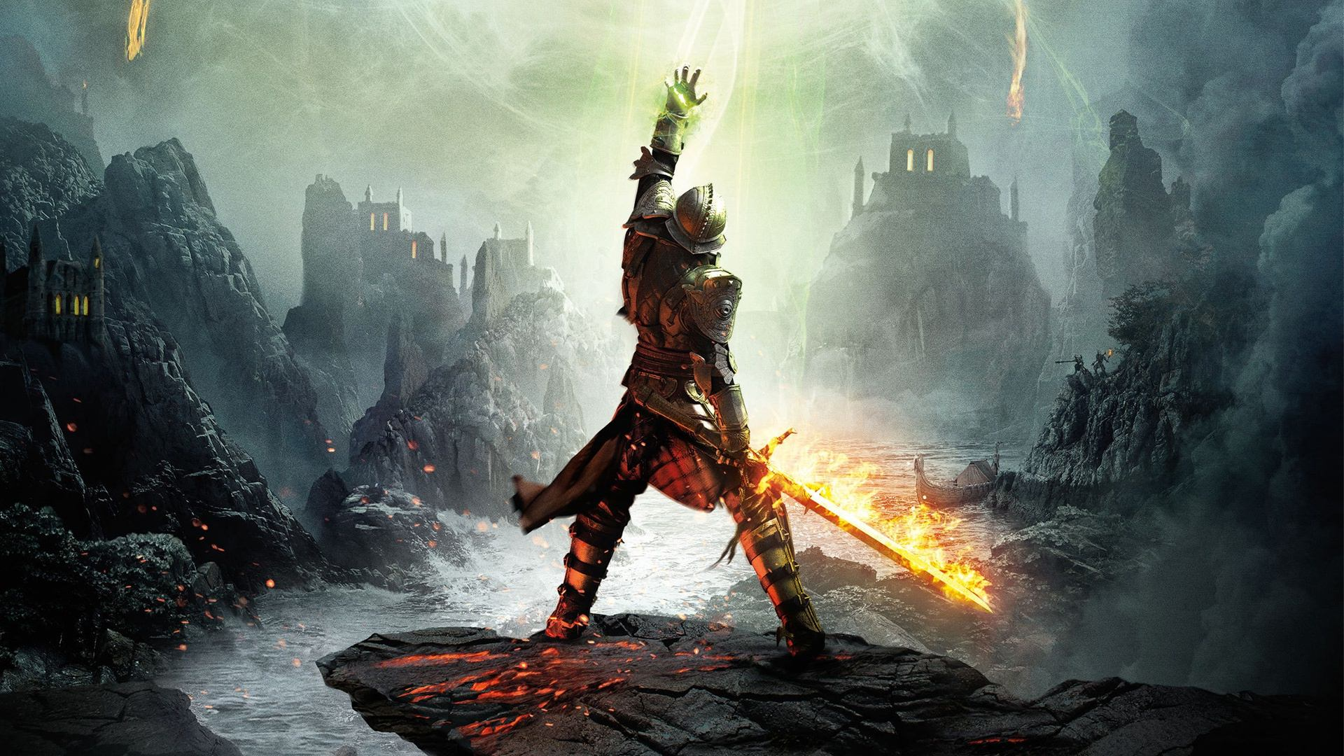 Dragon Age Inquisition Intuitive Controls mod overhauls the