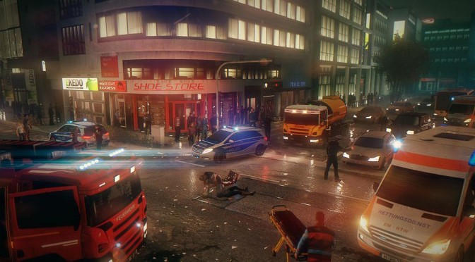 Emergency 5 Gets Cinematic Trailer